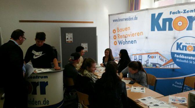 2. Messe für Übungsunternehmen in Regensburg