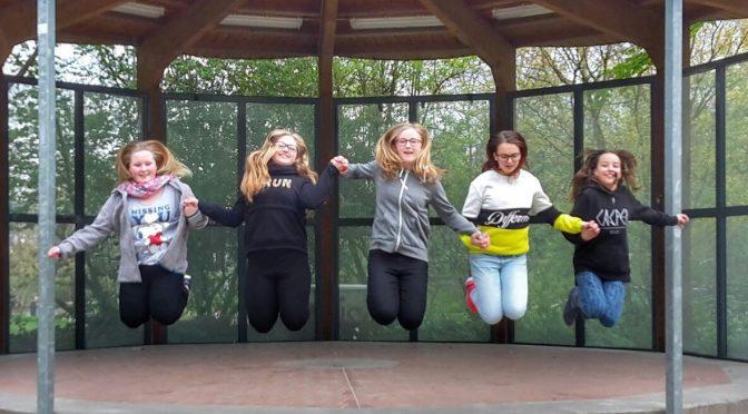 #FRIENDS@WISCHU – Ein Medienprojekt der Ganztagesklasse