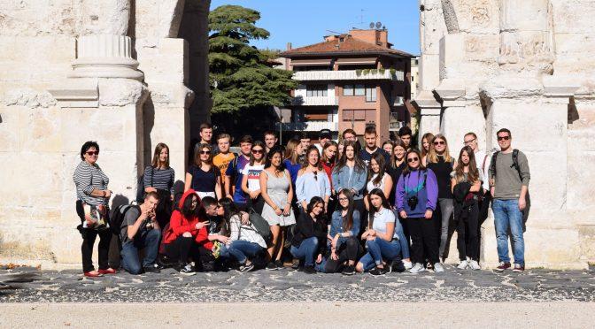 Abschlussfahrt nach Italien