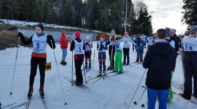 Kreismeisterschaft im Skilanglauf 2018