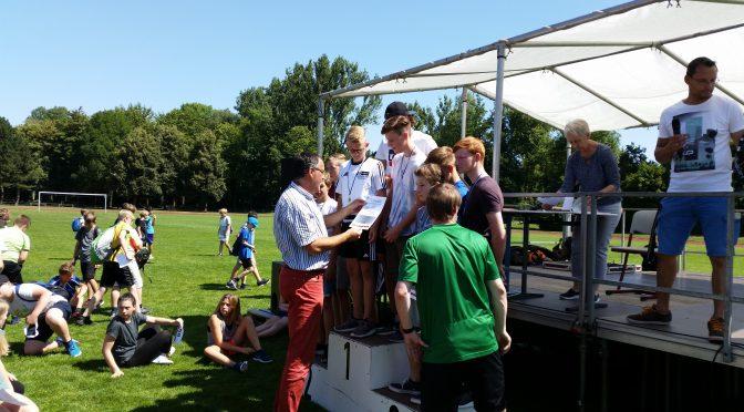 """Schülertriathlon Weiden-Neustadt – """"Gustl 1"""" mit super Ergebnis"""