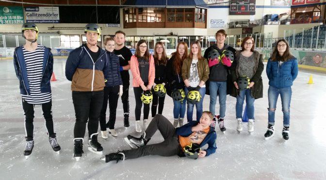 Viel Spaß beim Eislaufen