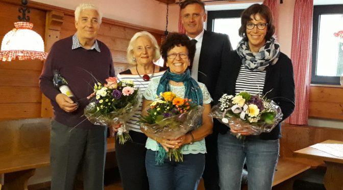 Jahreshauptversammlung und Neuwahlen des Fördervereins der Wirtschaftsschule Weiden.