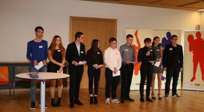 Erstmalige Schülerausstellung in der KZ-Gedenkstätte