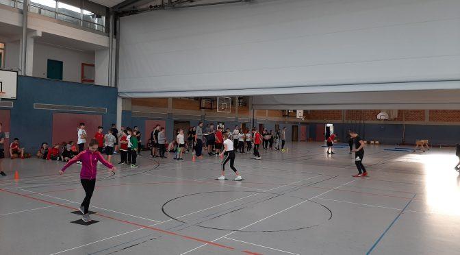 Wintersportfest der 6. und 7. Klassen