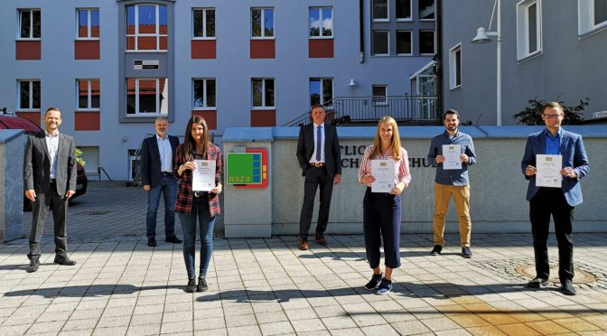 6. Jahrgangsstufe im Regelbetrieb und veränderter Schulstart: Die Wirtschaftsschule Weiden startet reibungslos in das neue Schuljahr