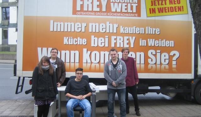 """Frey Wohnen macht neues SMV-Zimmer """"wohnlich"""""""