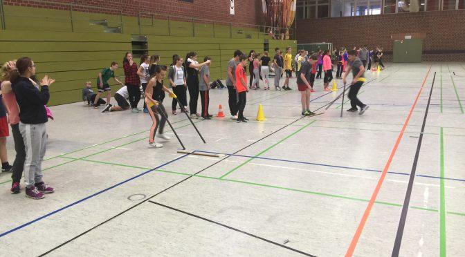 Wintersportfest ein tolles Erlebnis für alle 7. Klassen
