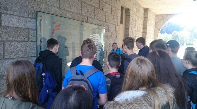 Projekttag der 9. Klassen in der KZ-Gedenkstätte Flossenbürg