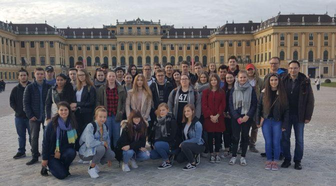 Abschlussfahrt nach Wien