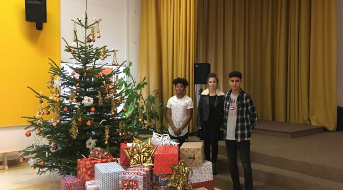 Weihnachtstrucker 2017