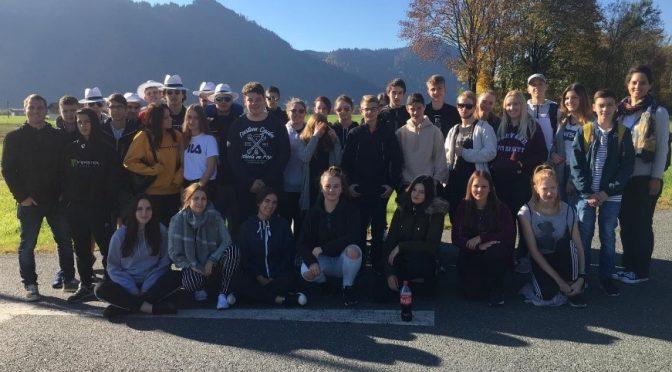 Abschlussfahrt Südtirol 2018